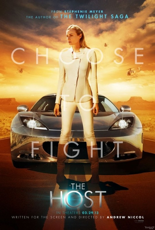 The Host: Diane Kruger in un character poster del film