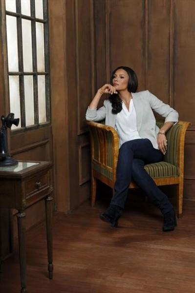 Zero Hour: Carmen Ejogo in una immagine promozionale della serie