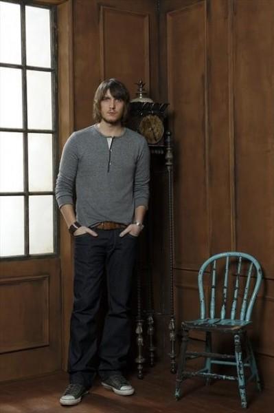 Zero Hour: Scott Michael Foster in una immagine promozionale della serie