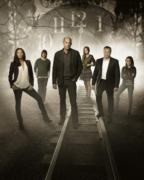 Zero Hour: una immagine promozionale del cast della serie