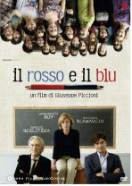 La copertina di Il rosso e il blu (dvd)