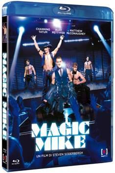 La copertina di Magic Mike (blu-ray)