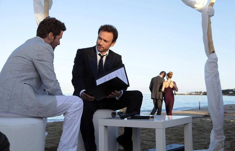 Vincent Perez e Jérome Kircher in Un prince (presque) charmant