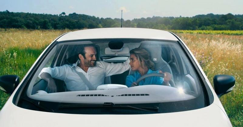 Vincent Perez e Vahina Giocante (Jean Marc e Marie) in Un prince (presque) charmant