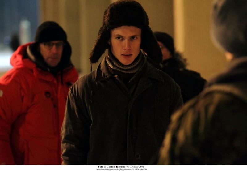 Educazione Siberiana: uno dei protagonisti del film