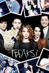 Freaks!: un poster della web series
