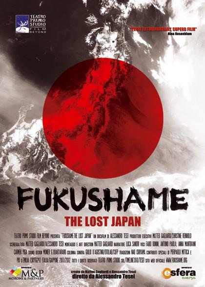 Fukushame: Il Giappone perduto: la locandina del film