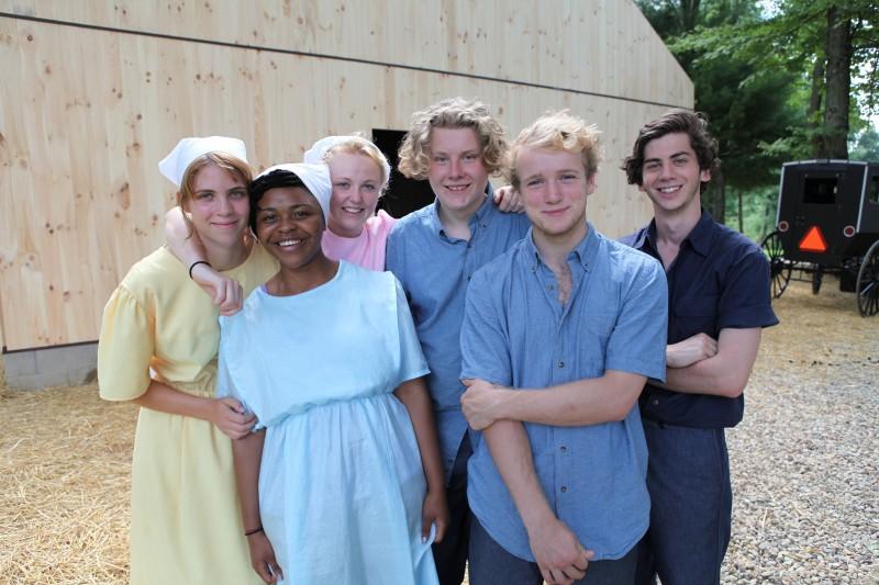 La mia vita con gli Amish: I ragazzi protagonisti del docureality