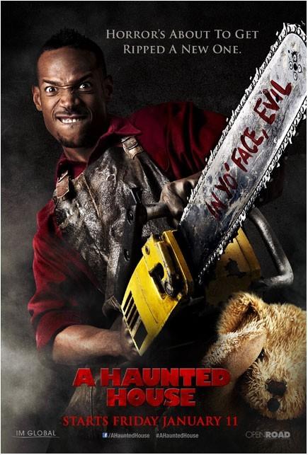 Ghost Movie: nuovo divertente poster USA 4