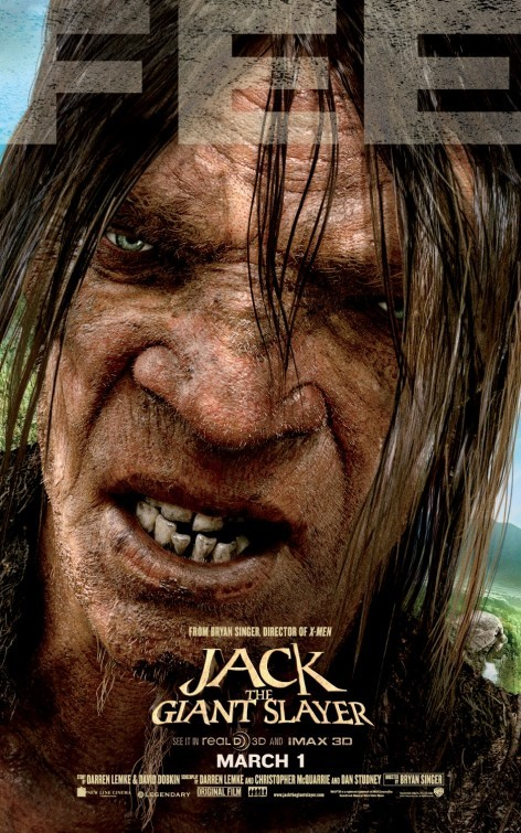 Jack the Giant Slayer: character poster 1,