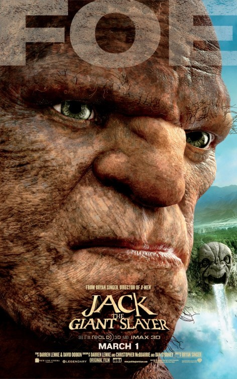 Jack the Giant Slayer: character poster 3