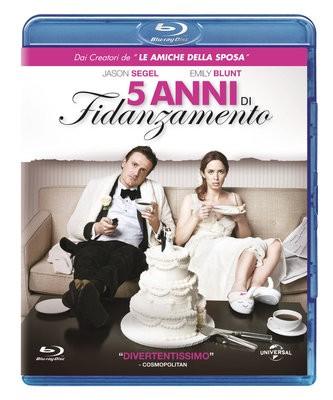 La copertina di 5 anni di fidanzamento (blu-ray)