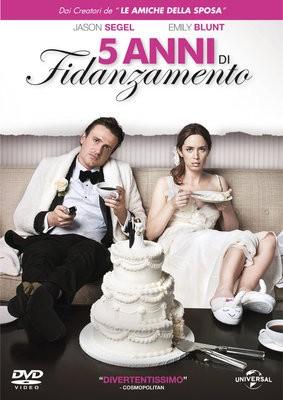 La copertina di 5 anni di fidanzamento (dvd)