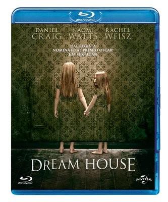 La copertina di Dream House (blu-ray)