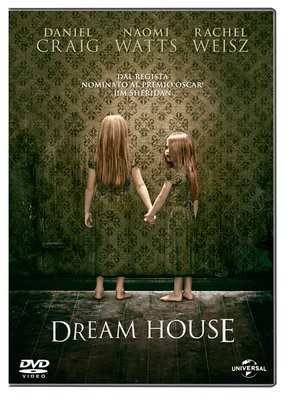 La copertina di Dream House (dvd)