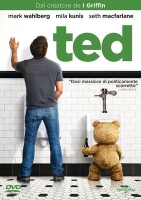 La copertina di Ted (dvd)