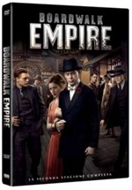 La copertina di Boardwalk Empire - L'impero del crimine - Stagione 2 (dvd)