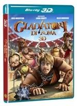 La copertina di Gladiatori di Roma 3D (blu-ray)
