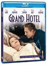 La copertina di Grand Hotel (blu-ray)