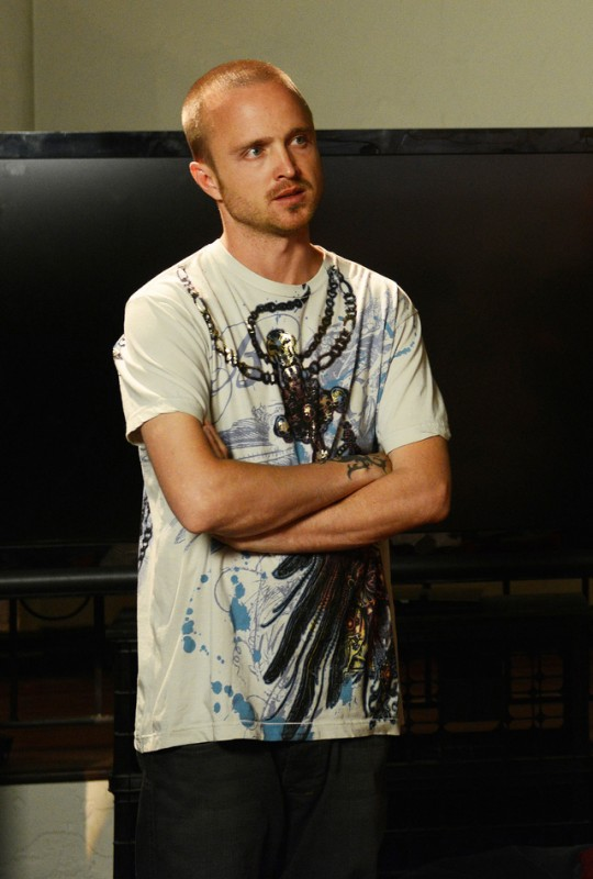 Breaking Bad: Aaron Paul nell'episodio Gliding Over All