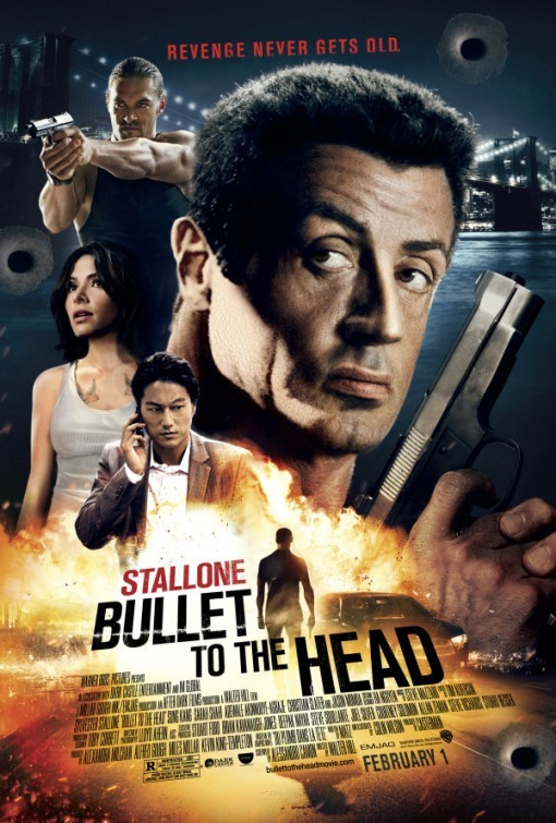 Bullet to the Head: nuovo poster USA