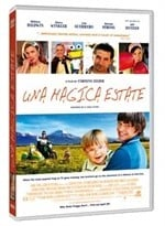 La copertina di Una magica estate (dvd)