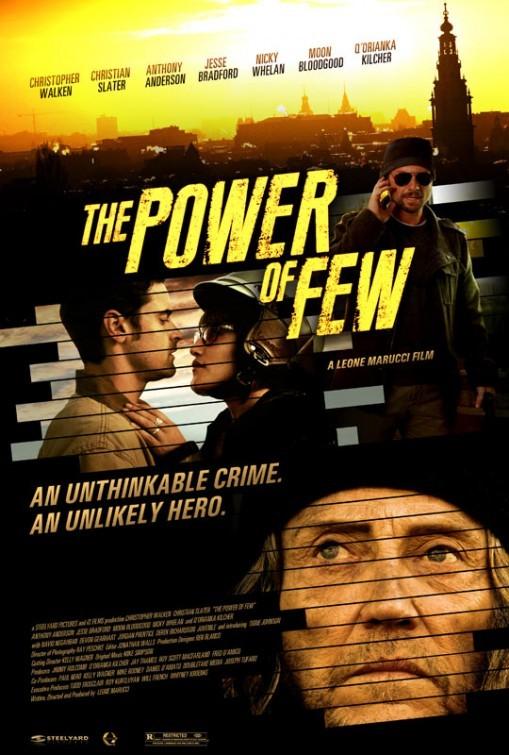 The Power of Few: la locandina del film