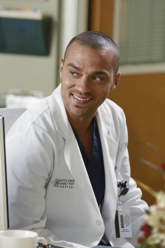 Grey's Anatomy: Jesse Williams nell'episodio Second Opinion, della nona stagione