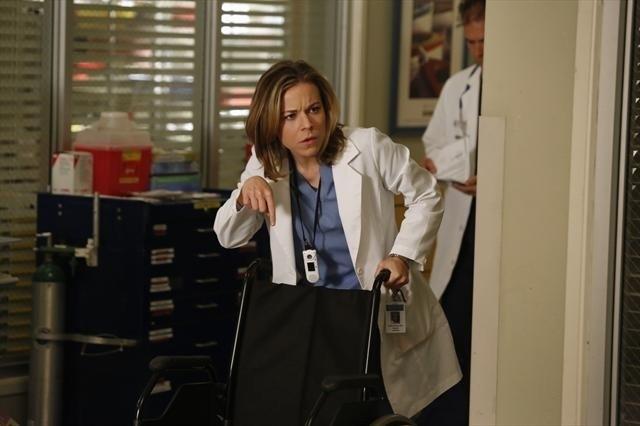 Grey's Anatomy: Tina Majorino nell'episodio I Was Made for Lovin' You, della nona stagione