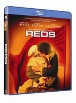 La copertina di Reds (blu-ray)