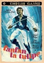 La copertina di Fanfan la Tulipe (dvd)