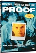 La copertina di Proof - Istantanee (dvd)