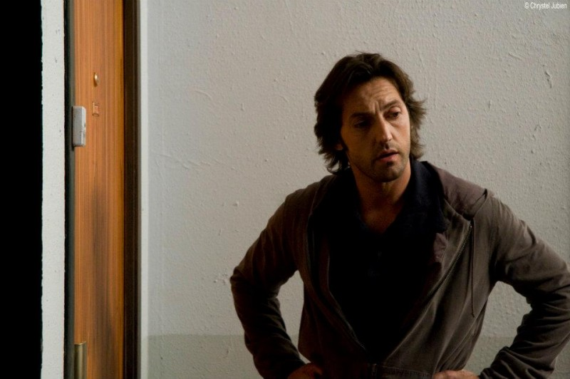 Pauvre Richard: Frédéric Diefenthal in una scena della commedia francese