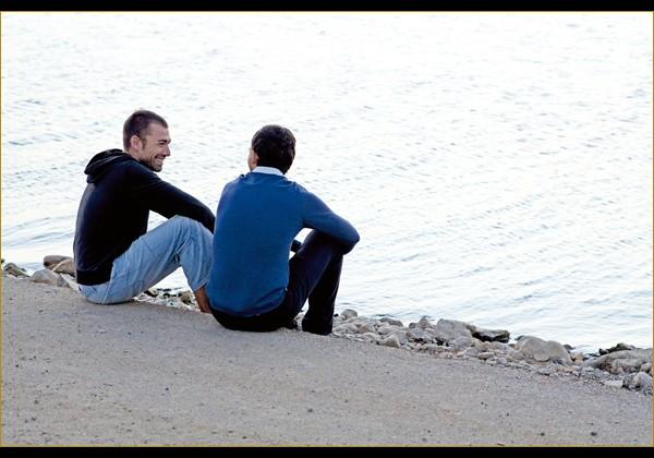 Sleepless Knights - una immagine del film a tematica gay ambientato in Extremadura, Spagna