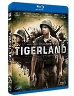 La copertina di Tigerland (blu-ray)