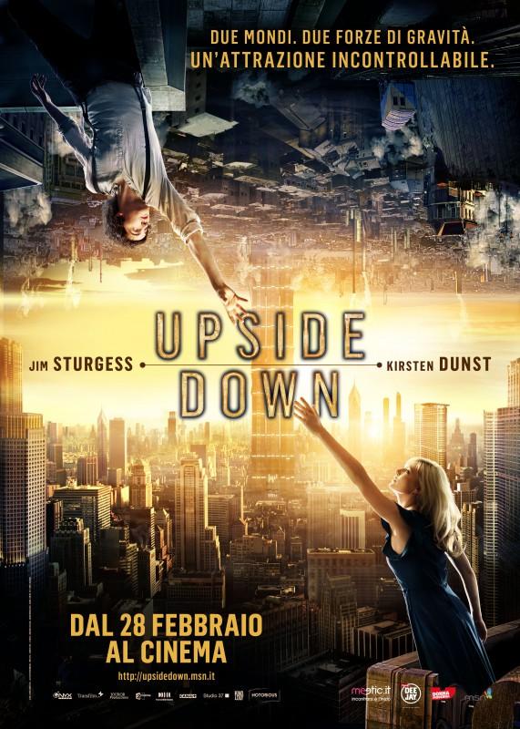 Upside Down: locandina italiana