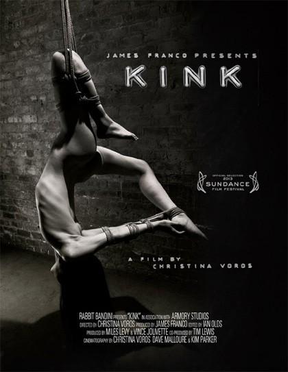 Kink: la locandina del film