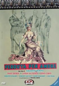 Frou-Frou - Perduta per amore: la locandina del film