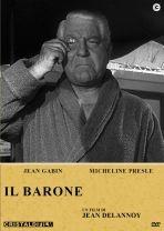 La copertina di Il barone (dvd)