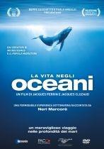 La copertina di La vita negli oceani (dvd)