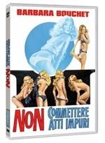 La copertina di Non commettere atti impuri (dvd)