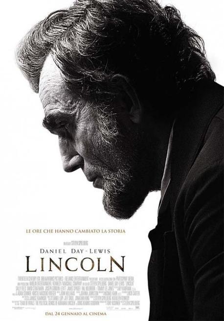 Lincoln: locandina italiana