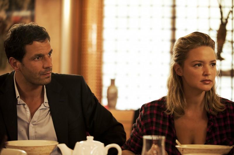 Mehdi Nebbou e Virginie Efira in Cookie