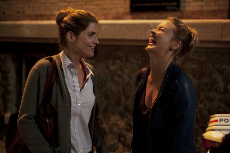 Risate di cuore per Alice Taglioni e Virginie Efira in Cookie