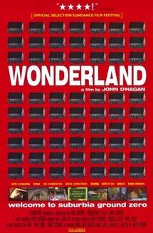Wonderland: la locandina del film