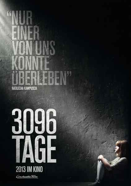 3096: la locandina del film