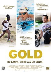 Gold - You Can Do More Than You Think: la locandina del film