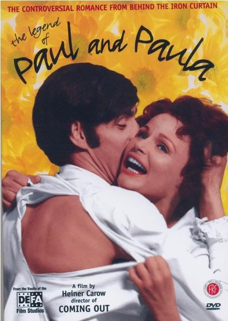 The Legend of Paul and Paula: la locandina del film