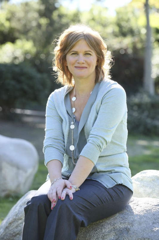 Tracey Gold in una foto promo per il programma 'Ossessioni Alimentari'.
