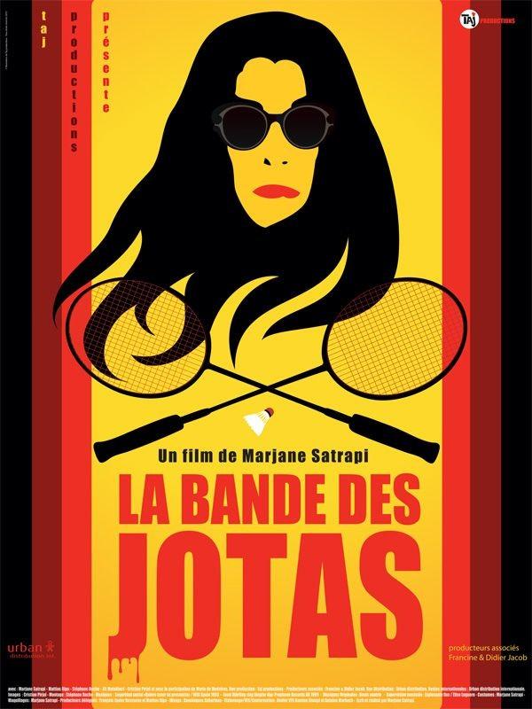 The Gang of the Jotas: la locandina del film